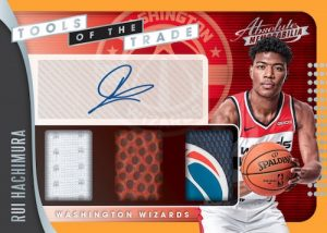Tools of the Trade 3-Swatch Signatures Rui Hachimura MOCK UP