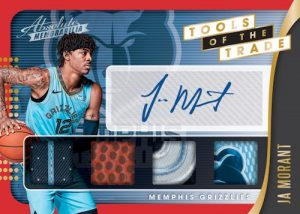 Tools of the Trade 4-Swatch Signature Ja Morant MOCK UP