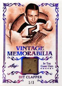 Vintage Memorabilia Dit Clapper
