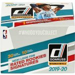 2019-20 Donruss Basketball