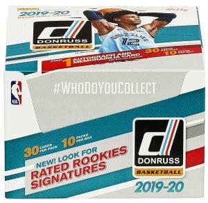 2019-20 Donruss Basketball