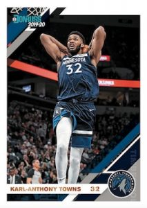 Base Karl-Anthony Towns MOCK UP