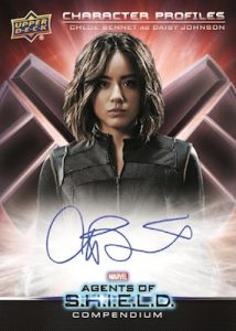 Character Profiles Auto Chloe Bennet as Daisy Johnson MOCK UP