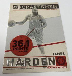 Craftsmen James Harden