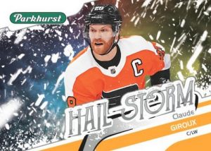 Hail Storm Claude Giroux MOCK UP