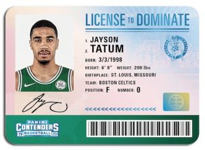License to Dominate Jayson Tatum MOCK UP