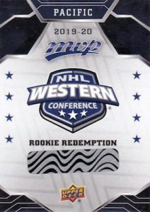 MVP Rookie Redemption Western Conference