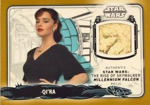 Millennium Falcon Relic Qi'Ra