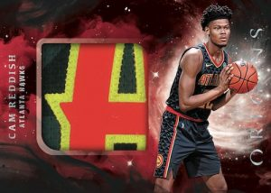 Rookie Jumbo Jersey Cam Reddish MOCK UP