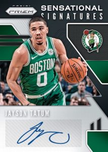 Sensational Signatures Jayson Tatum MOCK UP