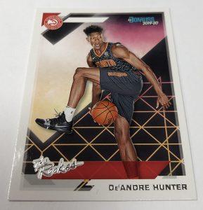 The Rookies De'Andre Hunter