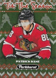 Tis the Season Patrick Kane