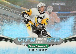 View From the Ice Sidney Crosby MOCK UP