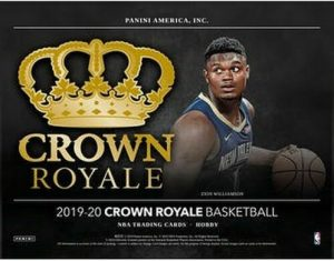 2019-20 Panini Crown Royale Basketball