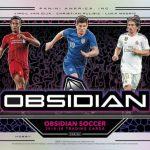 2019-20 Panini Obsidian Soccer