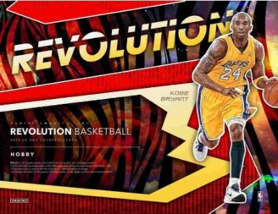 2019-20 Panini Revolution Basketball