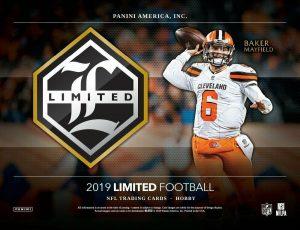 2019 Panini Limited Football