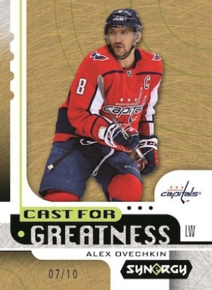 Cast For Greatness Alex Ovechkin MOCK UP