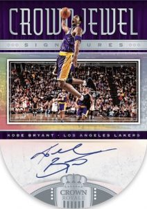 Crown Jewel Signatures Kobe Bryant MOCK UP