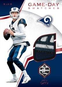 Game Day Swatches Jared Goff MOCK UP