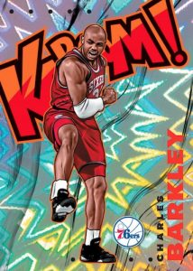Kaboom! Charles Barkley MOCK UP