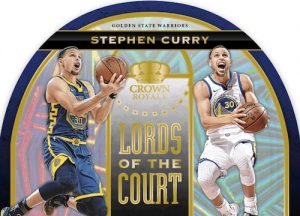 Lords of the Court Stephen Curry MOCK UP