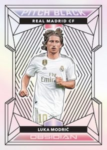 Pitch Black Electric Etch Contra Luka Modric MOCK UP