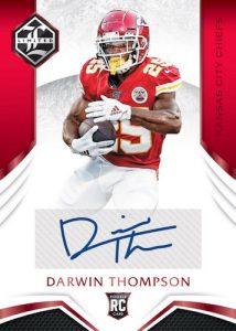 Rookie Auto Darwin Thompson MOCK UP