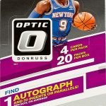 2019-20 Donruss Optic Basketball