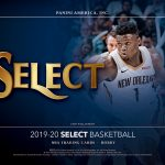2019-20 Panini Select Basketball