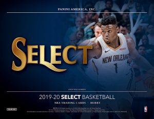 2019-20 Panini Select Basketball