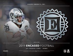 2019 Panini Encased Football