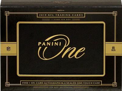2019 Panini One Football