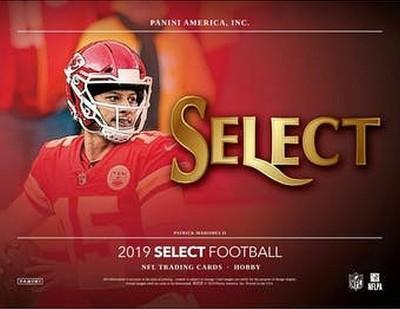 2019 Panini Select Football