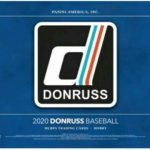 2020 Donruss Baseball