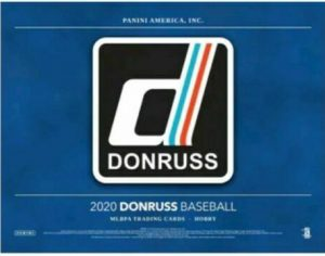 2020 Donruss Baseball