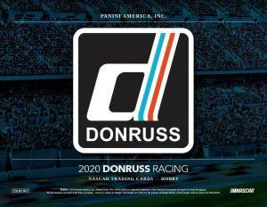 2020 Donruss Racing NASCAR