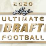 2020 Leaf Ultimate Draft Football