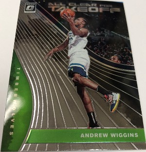 All Clear For Takeoff Andrew Wiggins