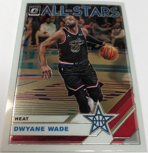 All-Stars Dwayne Wade