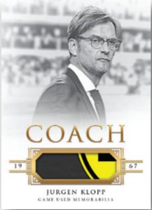 Coach Relics Jurgen Kloff