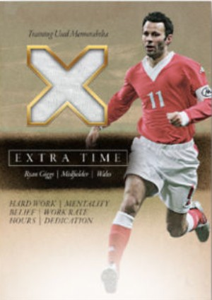 Extra Time Relics Ryan Giggs