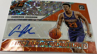 Fast Break Signatures Cameron Johnson