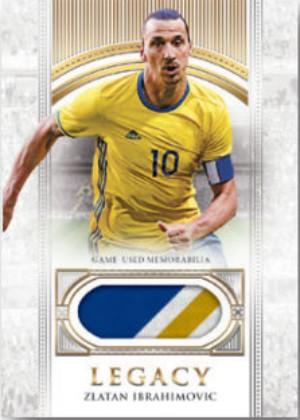 Legacy Relics Zlatan Ibrahimovic
