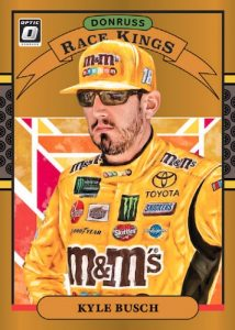 Optic Race Kings Gold Kyle Busch MOCK UP