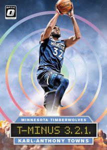 T-Minus 3, 2, 1 Karl-Anthony Towns MOCK UP