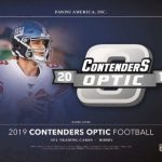 2019 Panini Contenders Optic Football