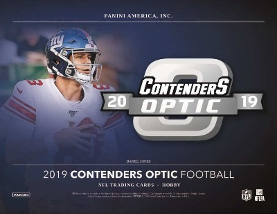 2019 Panini Contenders Optic Football
