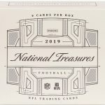 2019 Panini National Treasures Football