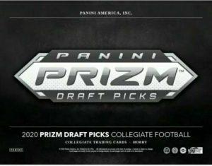 2020 Panini Prizm Draft Picks Football